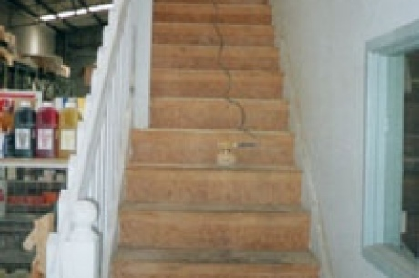 Internal Staircase (Before)