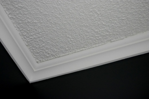 Textured Ceiling (After)